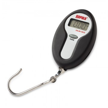 Кантар Rapala цифров - 12 kg