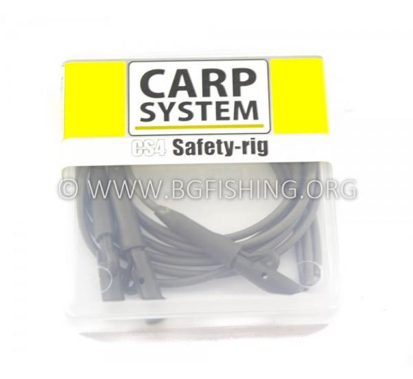 Safety Bolt Rig Carp System CS4