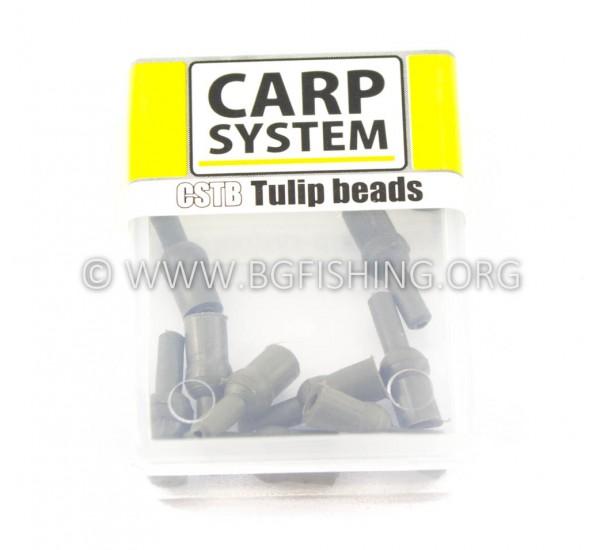 Клипсове Carp System Tulip Beads CSTB