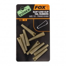Fox - Edges монтаж Slik Lead Clip tail rubber
