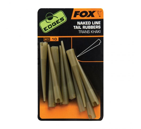 Fox - Edges шлаух naked line tail rubbers