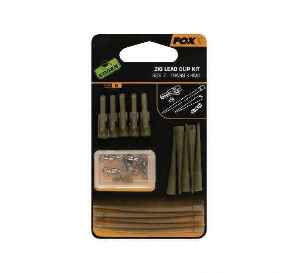 Монтаж Fox Zig Lead Clip Kit