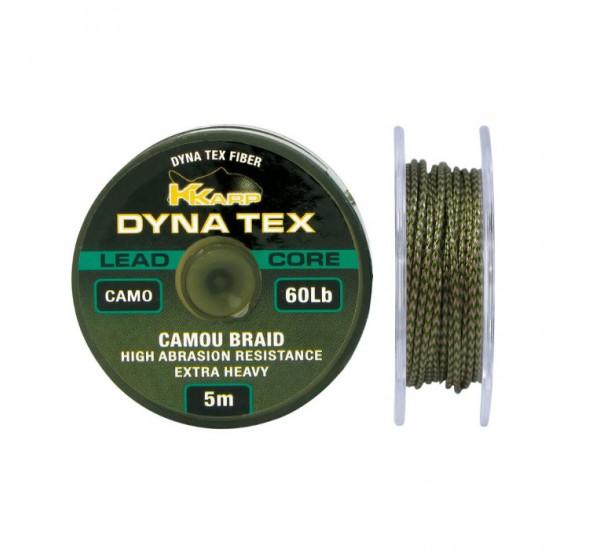 Плетено влакно K-Karp Dyna tex Lead core weed