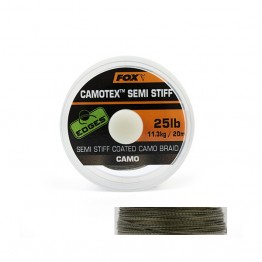 Повод Fox Camotex Semi Stiff