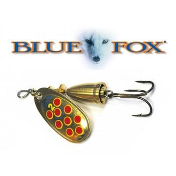 Блесна Blue Fox Vibrax Hot Pepper GYR