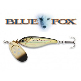 Блесна Blue Fox Minnow Super Vibrax