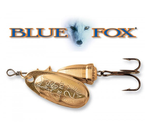 Блесна Blue Fox Original Vibrax