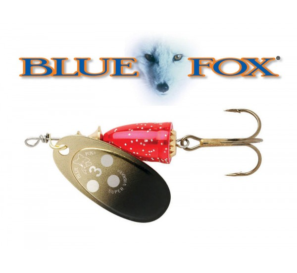 Блесна Blue Fox Vibrax Flake