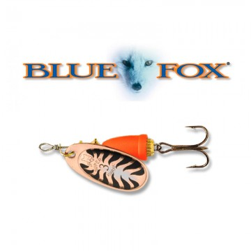 Блесна Blue Fox Vibrax Fluorescent CFR