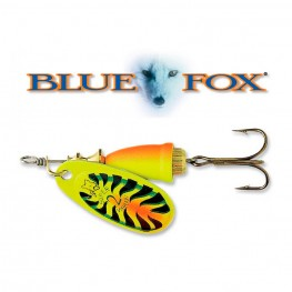 Блесна Blue Fox Vibrax Fluorescent FT