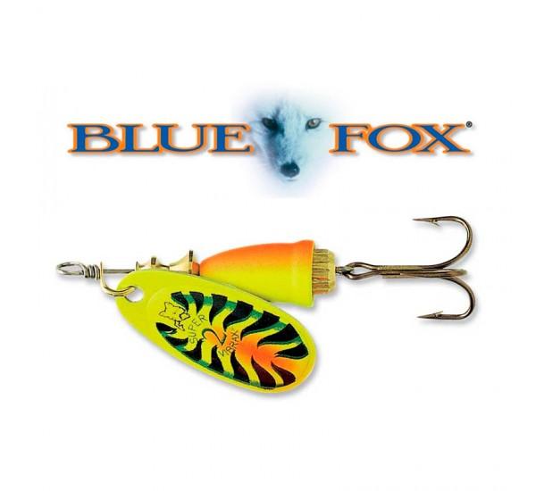 Блесна Blue Fox Vibrax Fluorescent FT