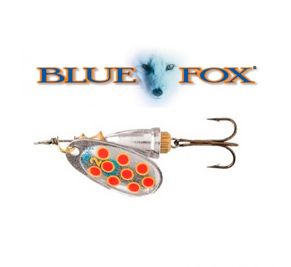 Блесна Blue Fox Vibrax Hot Pepper SYR
