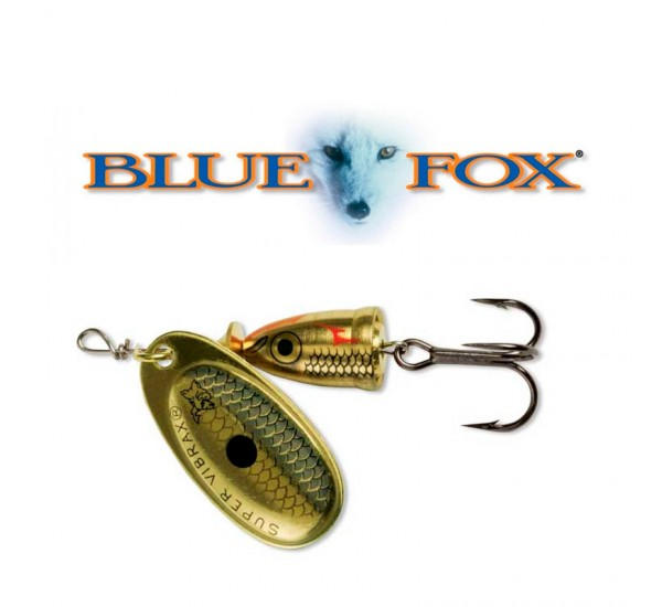 Блесна Blue Fox Vibrax Shad GSD