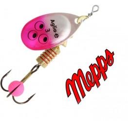 Блесна Mepps Aglia-E AG Pink bright