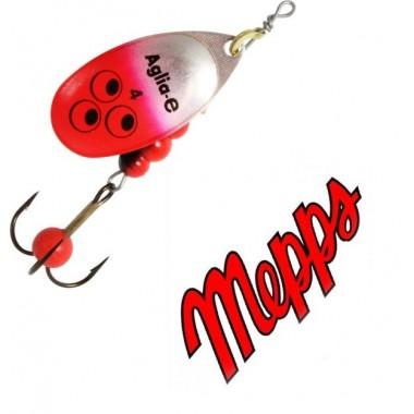 Блесна Mepps Aglia-E AG Red Bright