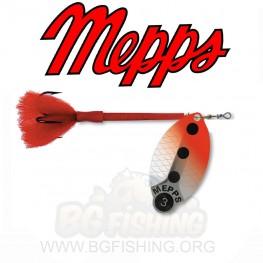 Блесна Mepps Lusox AG Fluo