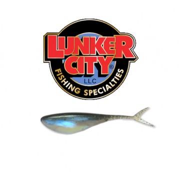 Силиконова рибка Lunker City Fin-S Shad 12.7cm