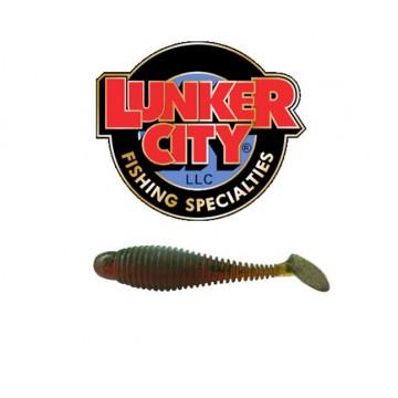 Силиконова рибка Lunker City Grubster 10.8cm