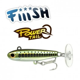 Воблер Fiiish Power Tail 30 mm