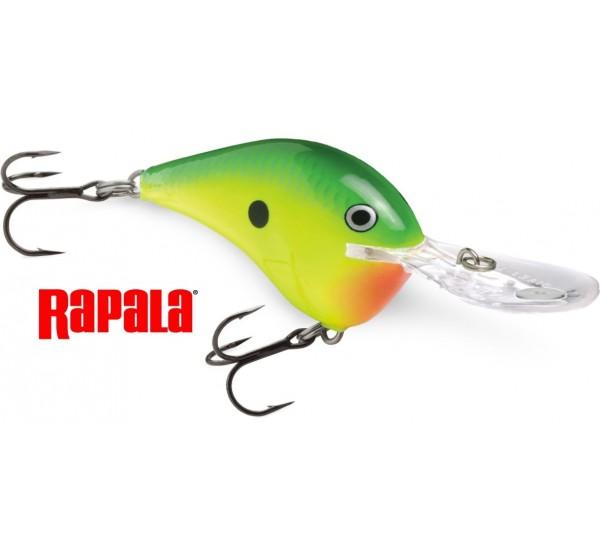 Воблер Rapala Dives-To 6 см