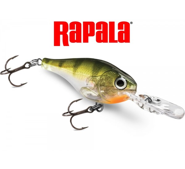 Воблер Rapala Glass Shad Rap