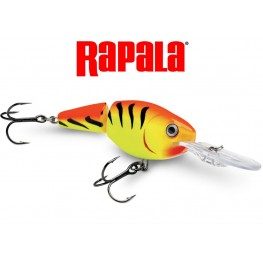 Воблер Rapala Jointed Shad Rap 7CM