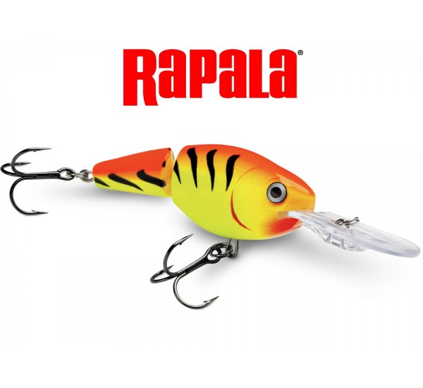 Воблер Rapala Jointed Shad Rap 5CM