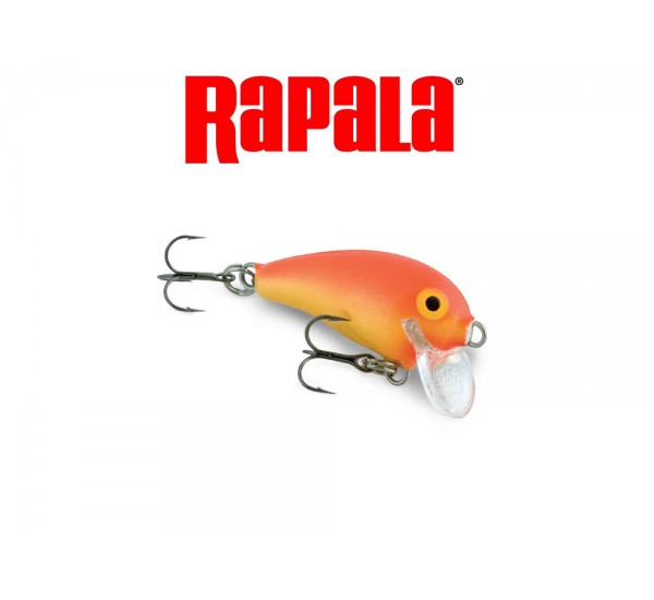Воблер Rapala Mini Fat Rap