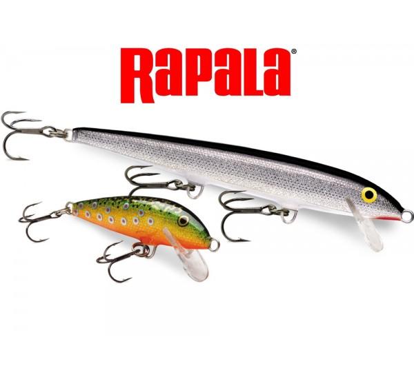 Воблер Rapala Original Floater 7 CM