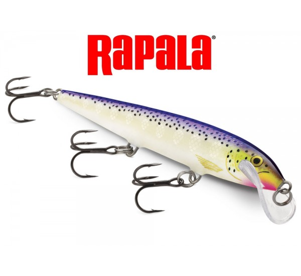 Воблер Rapala Scatter Rap Minnow