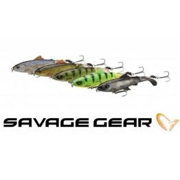 Воблер Savage Gear 3D SmashTail F Повърхностна примамка 10 см