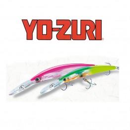 Воблер Yo-Zuri Crystal 3D Minnow Deep Diver F1153