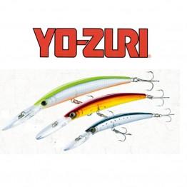 Воблер Yo-Zuri Crystal Minnow Deep Diver R1136