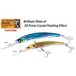 Воблер Yo-Zuri Crystal 3D Minnow Deep Diver F982 F983