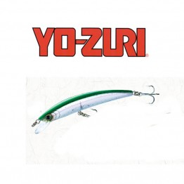 Воблер Yo-Zuri Crystal Minnow Sinking R1128 R1129 R1130