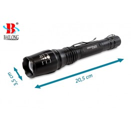 Акумулаторен фенер X-Balog BL8668