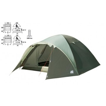 Палатка High Peak Nevada 4 Tent