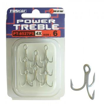 Тройни куки Filstar Power Treble 8527PS 4X