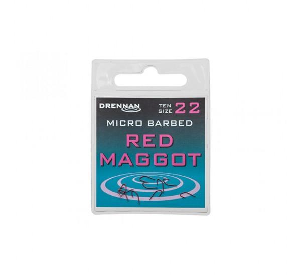 Куки Drennan Red Maggot