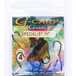 Куки Gamakatsu G - Carp SPECIALIST HOOK