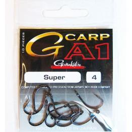 Куки Gamakatsu G - Carp SUPER HOOK A1
