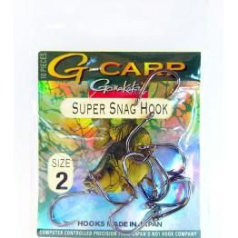 Куки Gamakatsu G - Carp SUPER SNAG HOOK