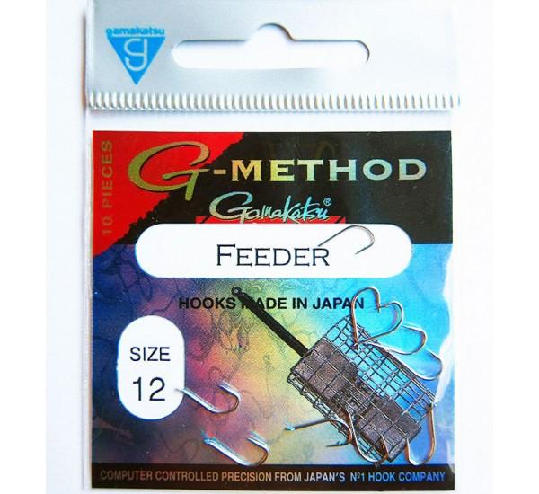 Куки Gamakatsu G - Method Feeder