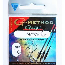 Куки Gamakatsu G - Method Match