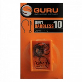 Куки Guru QM1 Barbless