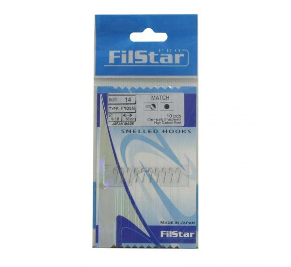 Вързани куки Filstar F105N