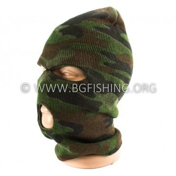 Тактическа шапка камуфлаж