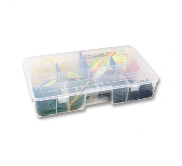Кутия 4 Fixed Compartments Double Deep - 6573HM