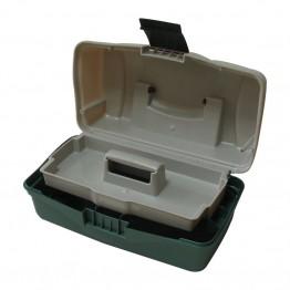 Куфарче 1 тарелка зелено овал BOX-M1A