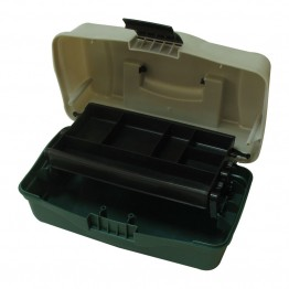 Куфарче 1 тарелка зелено овал BOX-M1P